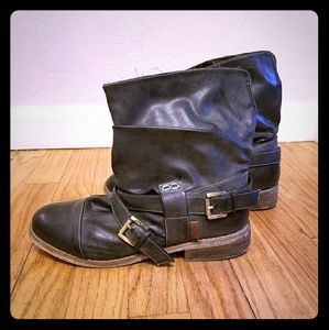 Rebels Slouchy Boot